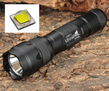 Newest WF-502B CREE XM-L2 U2 U3 LED 1 Mode CR123A/18650 Flashlight UltraFire