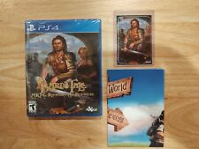 The Bard's Tale Remastered and Resnarkled Limited Run PS4 New w/ Card & Poster