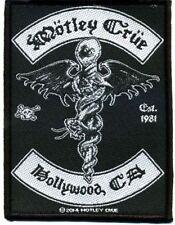 """Motley Crüe """" Hollywood CA """" Parche/parche 602464 #"""