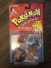 Pokemon Vintage Sealed Hasbro Toys - Charizard & Omastar