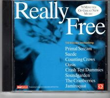 (GX680) Really Free, 14 tracks various artists - 1994 Q CD