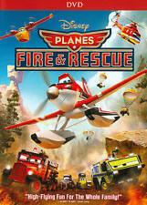 Planes Fire and Rescue (1-Disc DVD) DVD