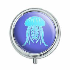 Cute Jellyfish Tentacles Ocean Pill Case Trinket Gift Box