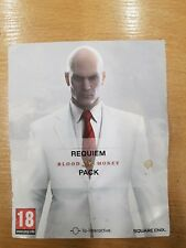 HITMAN Requiem Blood money pack - Specialist edition Game Pack DLC Ps4 code only