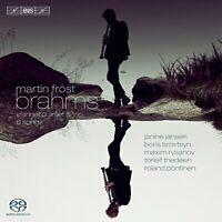 Martin Fröst - Brahms: Clarinet Quintet and Trio [CD]