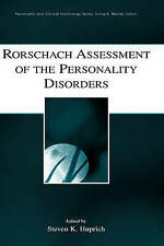 Rorschach Assessment of the Personality Disorders (Personality and Clinical Psyc