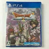PS4 Dragon Quest X Thorns Miko and God of Destruction Playstation 4 from JAPAN