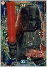 Lego Star Wars Series 2 Trading Cards Card No. 66 Mächtiger Darth Vader