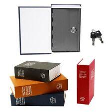 Cassaforte libro nascosta segreta invisibile cassetta di sicurezza varie misure