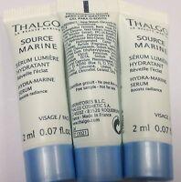 Lot of 5pcs Thalgo Hydra-Marine Serum 2ml 0.07oz sample #grukpa