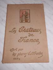 Les châteaux de France, offert par les phares Auteroche