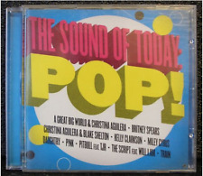 Sony Music's The Sound Of Today: Pop - CD Album Brand New Sealed
