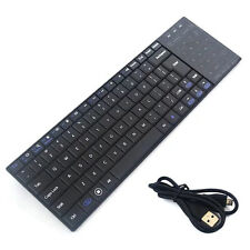 Wireless Bluetooth Keyboard+Touchpad Mouse for Microsoft Surface Pro 2/3 Tablet