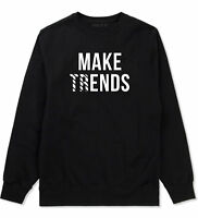 Kings Of NY Make Ends Trends Crewneck Sweatshirt