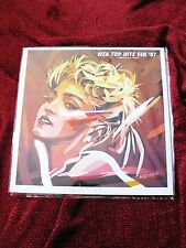Madonna RARE Artist Rendition OFFICIAL Japan PROMO ONLY Wea Record Vinyl LP Set
