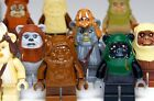 LEGO STAR WARS - EWOK MINIFIGURAS / MINIFIGURES *NUEVO / NEW*