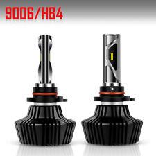 2pcs Q5D CREE 9006 HB4 1900W 285000LM LED Headlight Low Beam Light White 6500K
