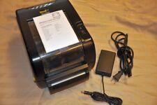 Wasp WPL305E Thermal Transfer Label Barcode Printer B/W 203 dpi *NICE*