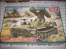 LIGHT SOVIET ROCKET COMPLEX STRELA-10SV PROTOTYPE 1/35 SKIF 216
