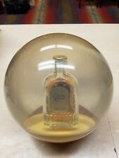 CLEAR CROWN ROYAL RESERVE BOWLING BALL- NEW IN BOX 14LBS