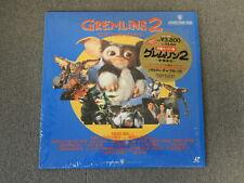 Gremlins 2 - Laser Disc - JAPAN LD
