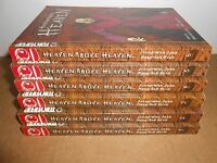 Heaven Above Heaven vol. 1-6 Manhwa Manga Book Complete lot in English