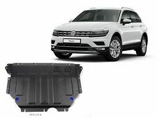 Protection sous moteur ACIER pour VW TIGUAN depuis 2016 + AGARFE