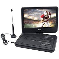 "Naxa[r] Npdt-1000 10"" Tft Lcd Swivel-screen Portable Dvd/tv/usb/sd[tm] Card"