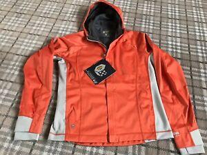 Mountain Hardwear Transition Jacket Womens Soft Shell Jacket Large G4 Challenge