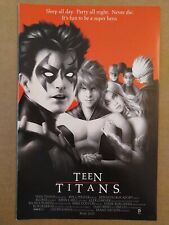 Teen Titans #8 (2015)   Lost Boys Wb Movie Poster Cover Variant Cbg 1802
