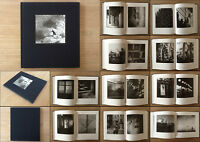 HIROSHI WATANABE -  FINDINGS - FIRST EDITION - SOLD OUT PHOTOBOOK