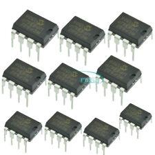 10PCS MCP602-I/P IC OPAMP DUAL SNGL 8-DIP MCP602