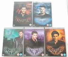 ANGEL BOX SET SETS SEASONS SERIES 1-5 BOX SET BOXSET OVER 30 DISKS COMPLETE UK