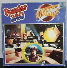 More details for blakes 7 puzzler 240 vintage jigsaw 1978. 100 % complete