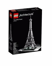 LEGO Architecture 21019 The Eiffel Tower New Sealed Retired