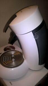 Senseo HD 6553  Kaffeepadmaschine schwarz, der Klassiker als Neuauflage.