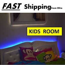 disco KIDS bedroom deco decoration IDEAS - LED light - MUSIC ACTIVATED