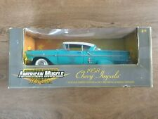 American Muscle Memories 1958 Chevy Impala 1:18