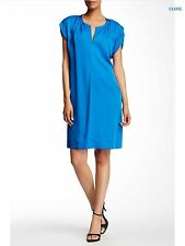NWT GERARD DAREL Short Sleeve Shift Dress US 6 / FR38  $380
