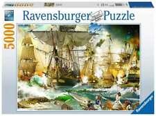 Ravensburger Bataille en Haute Mer Puzzle Traditionnel - 5000 Pièces (13969)