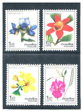 THAILAND 1988 New Year Flowers (Flora) CV $ 2.20