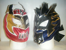 Sin Cara & Kalisto Children Kids Wrestling Mask Fancy Dress up Lucha Dragons WWE