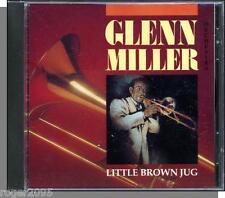 Glenn Miller Orchestra - Little Brown Jug - New 1988 Four Star Big Band Jazz CD!