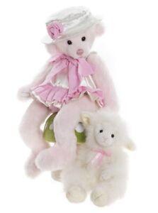 Mary & Baabahrah by Charlie Bears - limited edition teddy & lamb - CB205250O10
