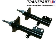 FOR TOYOTA AVENSIS T25 FRONT SHOCK ABSORBER X2 STRUTS PAIR 2002 TO 2008