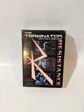 Precedence The Terminator Collectible Card Game Resistance Starter Deck