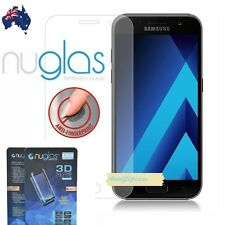 Nuglas Full cover Samsung Galaxy A3 A5(2017) Tempered Glass Screen Protector