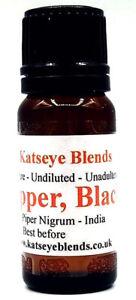 Black Pepper Essential Oil x 5ml Therapeutic Grade 100% Pure