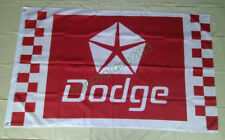 Banner Flag for Dodge Flag 3x5 FT Garage Wall decor Advertising Promotion