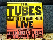THE TUBES-WHAT DO YOU WANT FROM LIVE -2LP-NUOVO